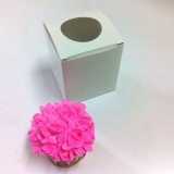 1 Cupcake Top Window Box w flexi hole ($1.30/pc x 25 units)