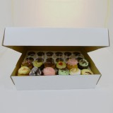 24 Hole Cupcake Cardboard Box($4.50/pc x 25 units)
