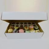 24 Hole Cupcake Cardboard Box($4.50/pc x 25 units)